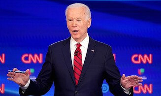 Biden officially nominated as Democratic presidential candidate