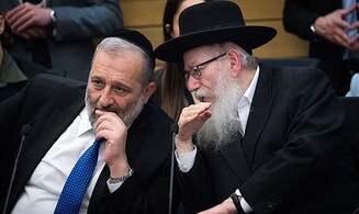 Interior Minister Aryeh Deri: 'We'll remove haredi coronavirus patients from their homes'