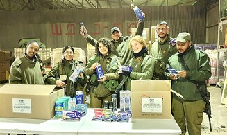 1,000 US lone soldiers will not be with families for Passover due to Covid-19