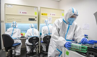 Coronavirus lab at Ben Gurion Airport expected to open only in October