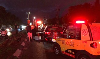 Motorcyclist killed in Bat Yam accident