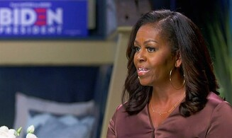 Michelle Obama: 'Vote for Joe Biden like our lives depend on it'