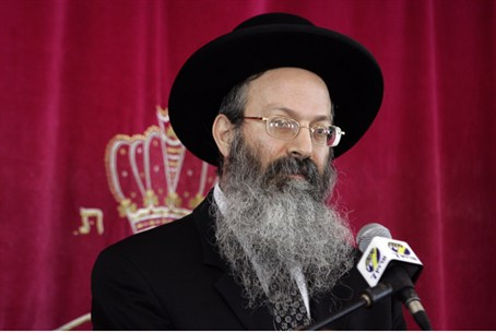 Rabbi Melamed