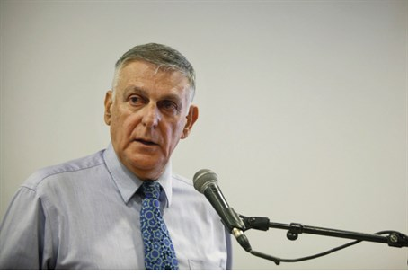 Nobel Prize winner Daniel Shechtman (file)