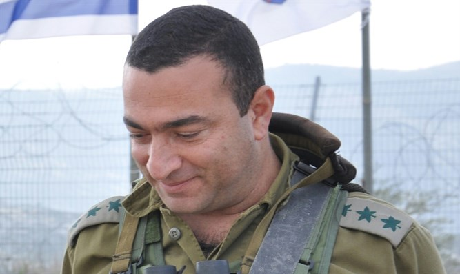 Colonel Yisrael Shomer