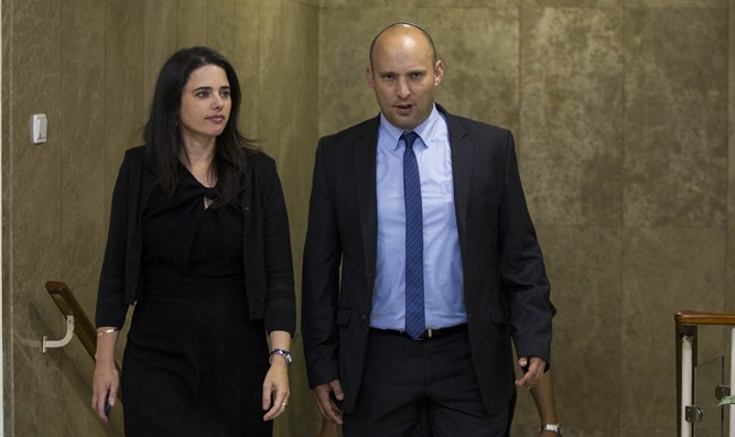 Shaked and Bennett