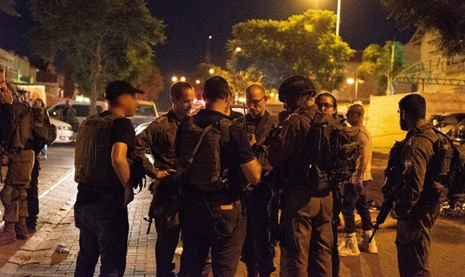 IDF activity following Adam terror attack