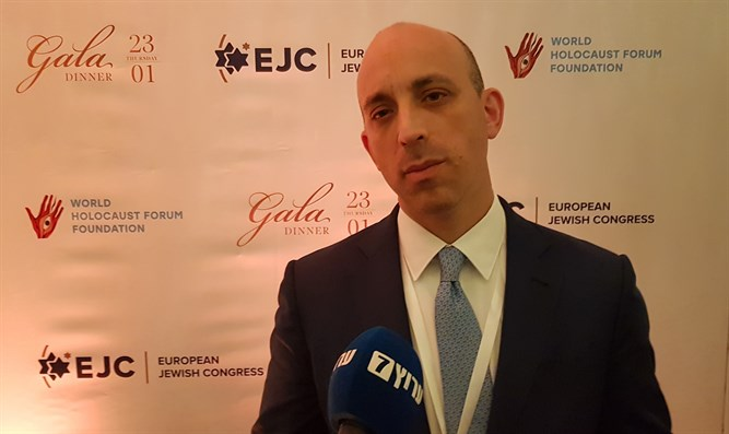 Jonathan Greenblatt, CEO and National Director of ADL