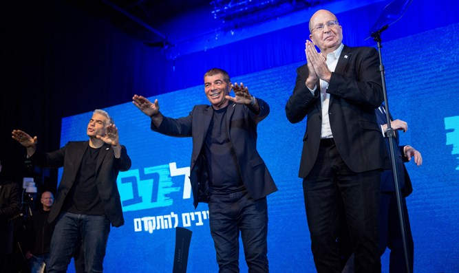 Ya'alon, Ashkenazi and Lapid