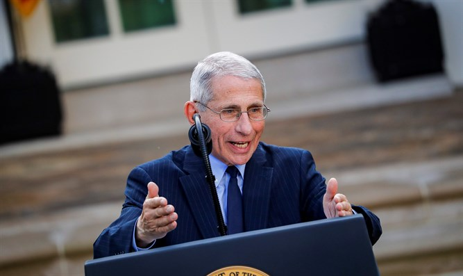 Fauci: We're going in the wrong direction