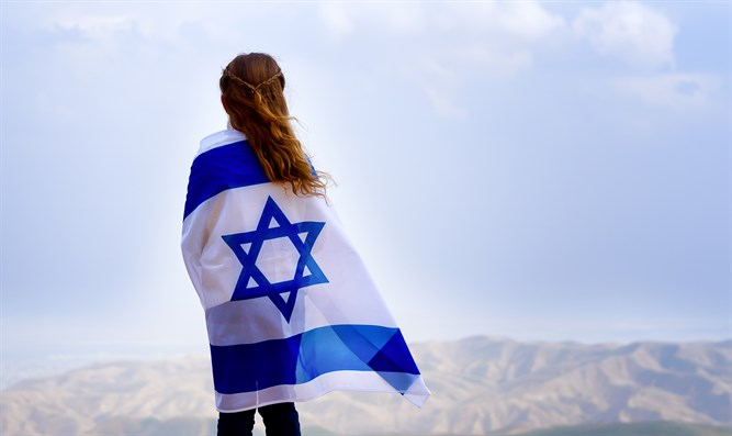 Proud to be Israeli